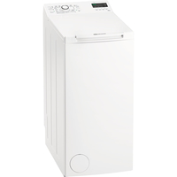 Bauknecht WAT Prime 652 Di Freistehend Toplader 6kg 1200RPM A++ Weiß Waschmaschine (Weiß)