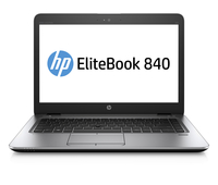 HP EliteBook 840 G3 Notebook-PC (ENERGY STAR) (Silber)