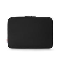 basexx D31132 13.3Zoll Notebook sleeve Schwarz Notebooktasche (Schwarz)