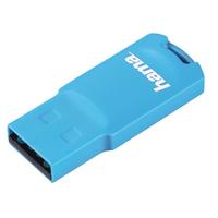 Hama Pastel 32GB USB 2.0 Blau USB-Stick (Blau)