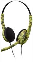 Bigben Interactive Zubehör Spielekonsolen Stereophonisch Kopfband Grün Headset (Grün, Khaki)