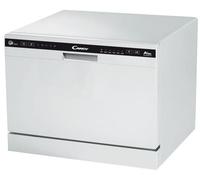 Candy CDCP 6/E Freistehend 6Stellen A+ Weiß Spülmaschine (Weiß)