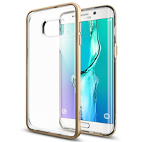 Spigen Neo Hybrid Crystal (Gold, Transparent)