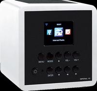 Telestar Imperial i10 Internet Digital Weiß Radio (Weiß)