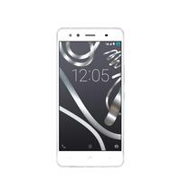 bq Aquaris X5 16GB 4G Silber, Weiß (Weiß)