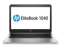HP EliteBook 1040 G3 Notebook-PC (Silber)