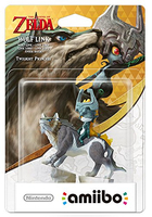 Nintendo Wolf Link Collectible figure (Grau)