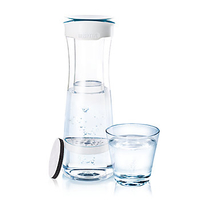 Brita Fill&Serve (Blau, Transparent)