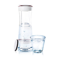 Brita Fill&Serve (Rot, Transparent)