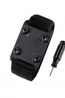 AEE T06 Handgelenkband Zubehör für Actionkameras (Schwarz)