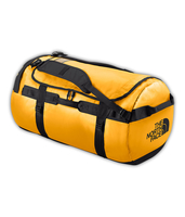 The North Face Base Camp Duffel L (Schwarz, Gold)