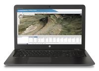 HP ZBook 15u G3 2.5GHz i7-6500U 15.6Zoll 1920 x 1080Pixel Schwarz (Schwarz)