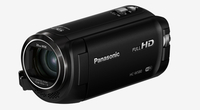 Panasonic HC-W580EG-K Full HD Digitale Videokamera (Schwarz)