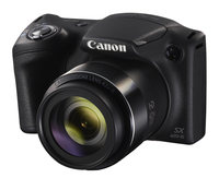 Canon PowerShot SX420 IS 20MP 1/2.3Zoll CCD Schwarz (Schwarz)