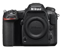 Nikon D500 SLR-Kameragehäuse 20.9MP CMOS 5568 x 3712Pixel Schwarz (Schwarz)