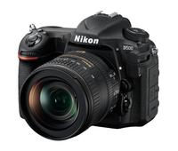 Nikon D500 + AF-S Nikkor 16-80mm SLR-Kamera-Set 20.9MP CMOS 5568 x 3712Pixel Schwarz (Schwarz)