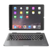 Zagg ID7ZF2-BBG Tastatur für Mobilgeräte (Schwarz, Silber)