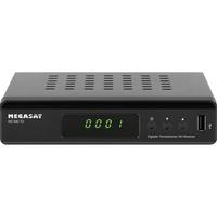 Megasat HD 640 T2 (Schwarz)