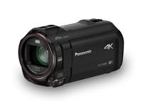 Panasonic HC-VX989EG-K Handkamerarekorder 18.9MP MOS BSI 4K Ultra HD Schwarz Camcorder (Schwarz)