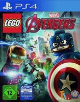 Warner Bros LEGO Marvel Avengers Standard PlayStation 4 Deutsch Videospiel