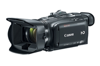 Canon HF G40 Handkamerarekorder 3.09MP CMOS Full HD Schwarz (Schwarz)