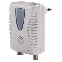 Hama 00123394 5 - 794MHz TV-Signalverstärker (Grau, Weiß)