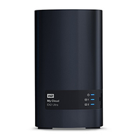 Western Digital 4TB My Cloud EX2 Ultra (Schwarz)