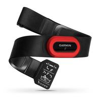 Garmin HRM Run Brust Bluetooth Schwarz, Rot Pulsmessgerät (Schwarz, Rot)