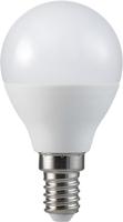 Müller-Licht LED-G45 5.5W E14 A+ warmweiß LED-Lampe (Weiß)