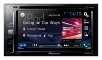 Pioneer AVH-X2800BT car media receiver (Schwarz)