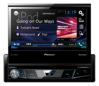 Pioneer AVH-X7800BT car media receiver (Schwarz)