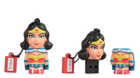 Tribe 8GB, Wonder Woman 8GB USB 2.0 Type-A Multi USB-Stick (Mehrfarbig)