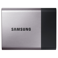 Samsung T3 250GB 250GB (Schwarz, Silber)