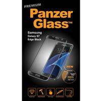 PanzerGlass 1048 klar Galaxy S7 Edge 1Stück(e) Bildschirmschutzfolie (Schwarz, Transparent)