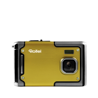Rollei Sportsline 85 8MP 1/2.8Zoll CMOS 4000 x 3000Pixel Gelb (Gelb)