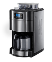 Russell Hobbs 23470-56 Kaffeemaschine (Schwarz, Silber)
