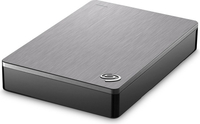 Seagate Backup Plus Portable 4TB 4000GB Silber (Silber)