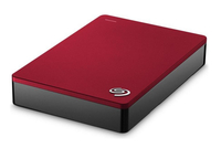 Seagate Backup Plus Portable 4TB 4000GB Rot (Rot)