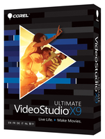 Corel VideoStudio Pro Ultimate X9