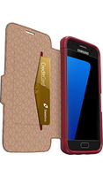 "Otterbox Strada 2.0 5.1"" Folio Rot (Bordeaux, Rot)"