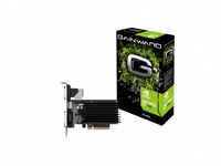 Gainward GeForce GT 710 2GB SilentFX NVIDIA GeForce GT 710 (Schwarz)