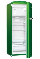 Gorenje ORB153GR Freistehend 254l A+++ Grün Kühlschrank mit Gefrierfach (Grün)