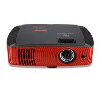 Acer Z650 2200ANSI Lumen DLP 1080p (1920x1080) Wand-montiert Rot (Schwarz, Rot)