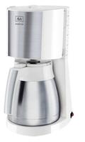 Melitta 1017-07 Drip coffee maker 10Tassen Weiß Kaffeemaschine (Weiß)
