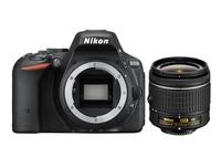 Nikon D5500 + AF-P 18-55mm VR (Schwarz)