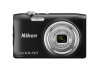 "Nikon COOLPIX A100 20.1MP 1/2.3"" CCD 5152 x 3864Pixel Schwarz (Schwarz)"