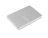 Freecom mHDD 1000GB Aluminium Externe Festplatte (Aluminium)