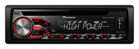 Pioneer DEH-4800FD car media receiver (Schwarz)