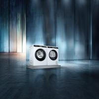 Siemens WM14U640 Freistehend 9kg 1400RPM A+++-50% Weiß Frontlader Waschmaschine (Weiß)