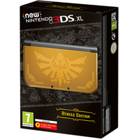 Nintendo 3DS XL Hyrule Edition (Gold, Metallisch)